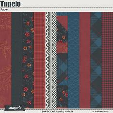 Also available: Tupelo papers (Sold separately)