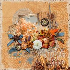 Copper Spice Layout