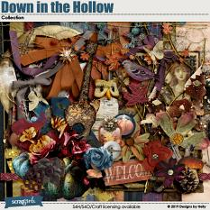 Down in the Hollow Collection by Designs by Helly