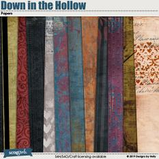 Papers from Down in the Hollow