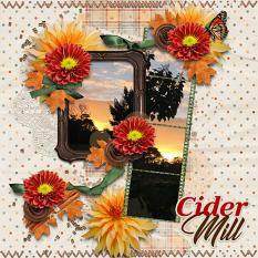 Cider Mill Layout