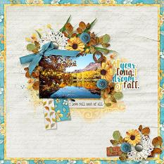 Signs of Autumn Layout