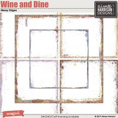 Wine and Dine Edges