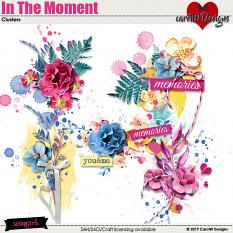 ScrapSimple Digital Layout Collection:In The Moment