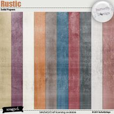 Rustic Solid Papers
