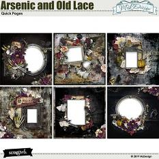 Arsenic and Old Lace Easy