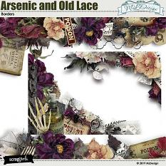 Arsenic and Old Lace Borders