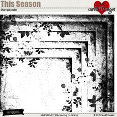 ScrapSimple Digital Layout Collection:This Season