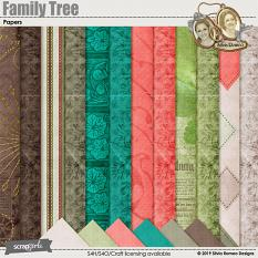 Family Tree Papers by Silvia Romeo