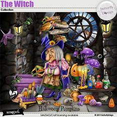 The Witch Collection details