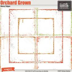 Orchard Grown Messy Edges