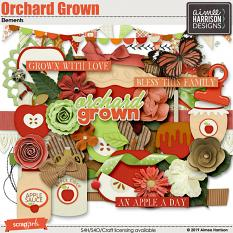 Orchard Grown Embellishments