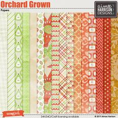 Orchard Grown Papers