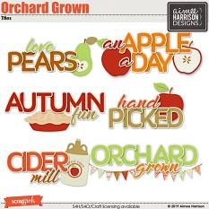 Orchard Grown Titles