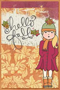 Created with Felicity Loves Fall embellishment templates and graphics