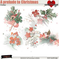 ScrapSimple Digital Layout Collection:A prelude to Christmas