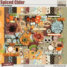 Spiced Cider Collection Biggie by Cheré Kaye Designs