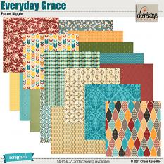 Everyday Grace Paper Biggie by Chere Kaye Designs