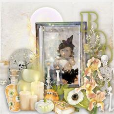 Halloween treats and sweet Collection détails