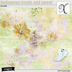 Value pack Halloween treats and sweet détails