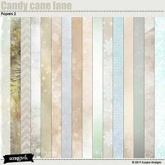 Candy cane lane 2 Papers 2