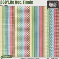 360°Life Dec: Finale Extra Papers