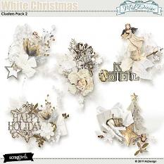 White Christmas Clusters2