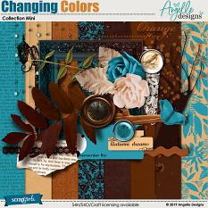 Changing Colors Collection Mini