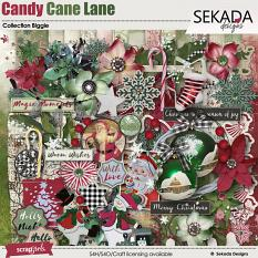 Candy Cane Lane Collection Biggie by sekada