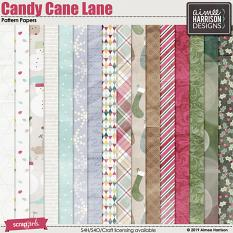 Candy Cane Lane Papers