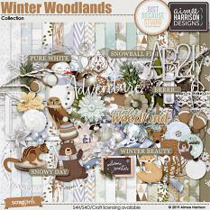 Winter Woodlands Collection