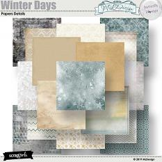 Winter Days Collection Details