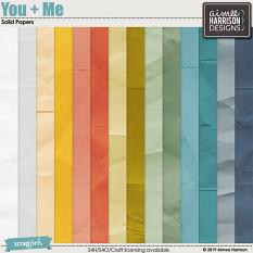 You and Me Solids