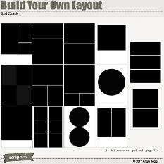 Value Pack: Build Your Own Layout 3x4 card