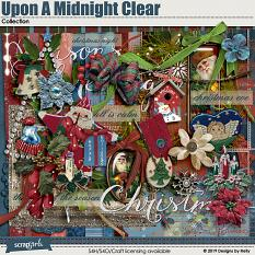 Upon a Midnight Clear Collection By Designs by Helly
