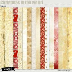 Christmas in the world Papers