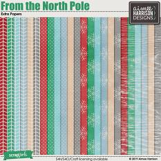 From the North Pole Extra Papers