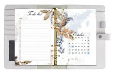layout using Planner A5 Calendar 2020 Pack 2 by florju