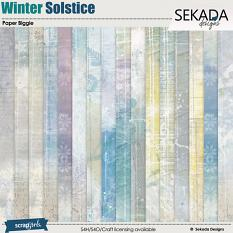 Winter Solstice Paper Biggie