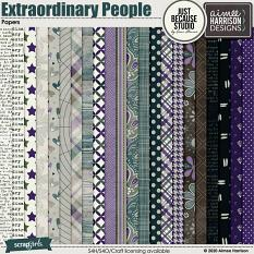 Extraordinary People Papers