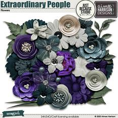 Extraordinary People Flowers