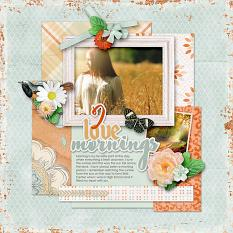 Framed #1 Templates Layout