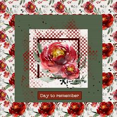 Layout using ScrapSimple Digital Layout Collection:Warmly
