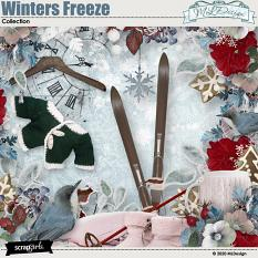 Winter's Freeze 1 Collection