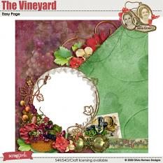 The Vineyard Easy Page by Silvia Romeo