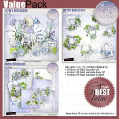 Bee Creation Brise Matinale Value Pack