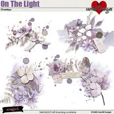 ScrapSimple Digital Layout Collection:On The Light