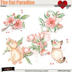 ScrapSimple Digital Layout Collection:The Cat Paradise