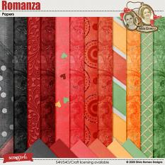 Romanza Papers by Silvia Romeo