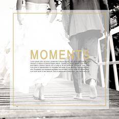 layout created with Storyteller Photo Book and Layout Templates Vol. 2